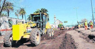 La provincia prioriza obras de infraestructura en el oeste y el sur