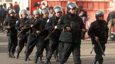 Denuncian que la policía de la Provincia se quedó con $40 millones de la seguridad del fútbol