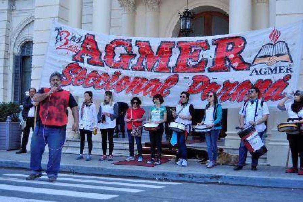 Se viene una semana de asambleas docentes en las escuelas de Paraná
