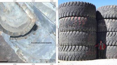 Los an�lisis oficiales del megabasurero minero chileno que podr�a contaminar un afluente del r�o San Juan