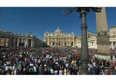 Nuevos Santos canonizados por el Papa Francisco