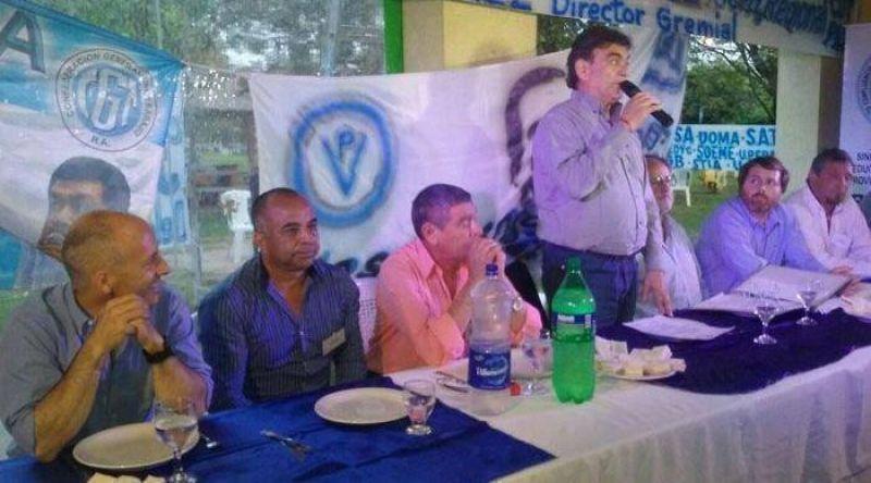 La CGT Pilar tiene nuevas autoridades