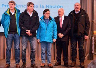 Uñac estará con Bachelet y Prat Gay por Agua Negra