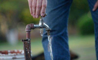 Derroche de agua: subieron tres veces las multas en 13 años
