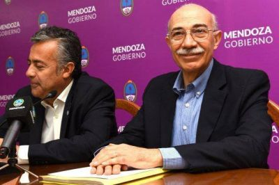 Cornejo quiere que Valerio lleve a la Corte un criterio m�s duro