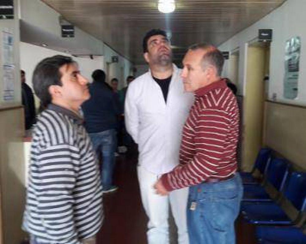 Clínica San Martín: Empleados cobraron una suma y habrá plan de pago para la deuda