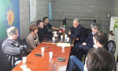 Parque Lineal de Usos M�ltiples: autoridades de Ferrobaires manifestaron su apoyo al proyecto