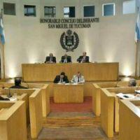 A menos de tres meses de finalizar el a�o, el Concejo aprobar� el presupuesto 2016