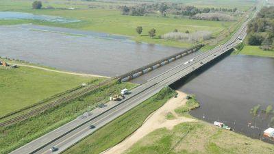 Inundaciones, una urgencia que la Provincia prevé solucionar en 60 años