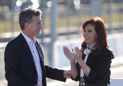 CFK, una preocupaci�n para Macri: quiere que juegue y divida al peronismo, pero que no gane