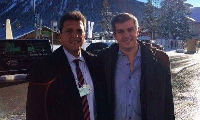 Seg�n Marcos Pe�a, Massa �tiene posibilidades� de ser presidente