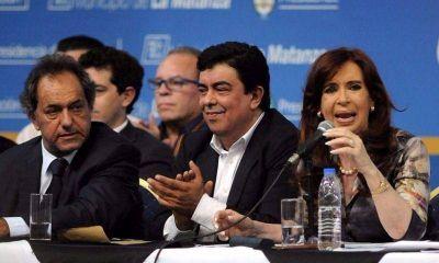 Cristina y el PJ bonaerense festejan el D�a de la Lealtad por separado