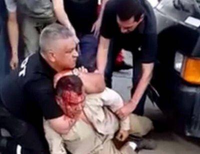 El policía del COT que agredió a un repartidor había matado a tres chicos