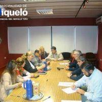 Gremios y Municipio de Salliquel� acuerdan pauta salarial para lo que resta del 2016