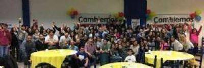 El desafío de Cambiemos con gran convocatoria de los jóvenes chivilcoyanos