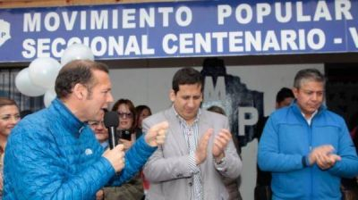"""""""El MPN nunca le dio las espaldas a los intereses de los neuquinos"""""""