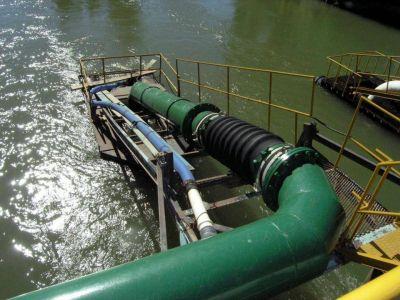 Anunciaron corte en el suministro de agua en Trelew y Rawson
