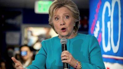 Hillary consolida su ventaja en varios sondeos nacionales