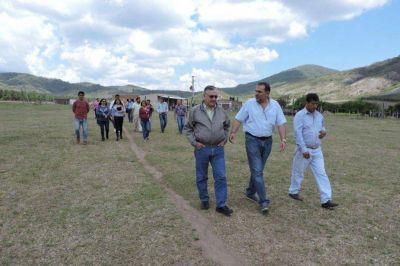 Anunciaron la construcción 35 viviendas en Palma Sola