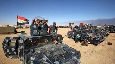 El gobierno iraquí anuncia el comienzo de una ofensiva para recuperar Mosul