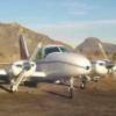 Gendarmes encontraron un avión chileno estrellado en 1997 en Santa Cruz