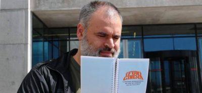 """Mex Faliero: """"El compromiso en la comedia está dado en el momento que elige el objeto de su burla"""""""