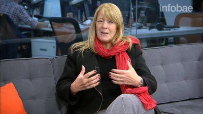 Margarita Stolbizer contra el Gobierno: dijo que frena las causas contra Cristina Kirchner por una estrategia electoral