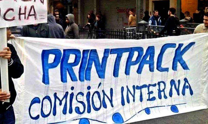 Trabajadores Gráficos bloquean la planta de producción de Barrier Solutions
