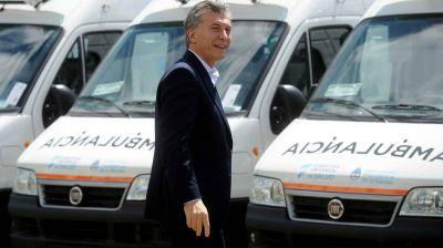Mauricio Macri respald� a Mar�a Eugenia Vidal y pidi� a los gremios