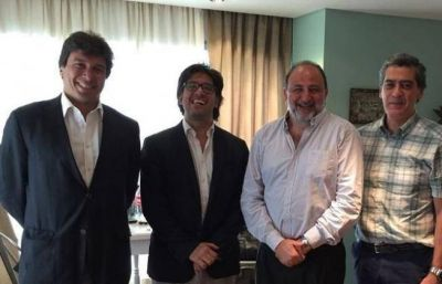 Obeid celebr� la visita de Garavano en Resistencia