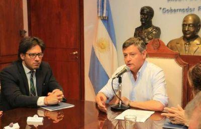 La Provincia firmó convenio con Nación para fortalecer la Justicia