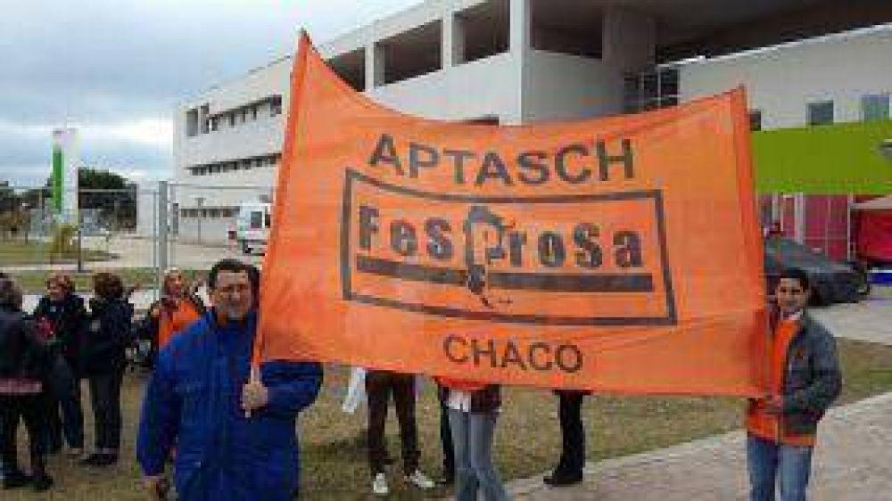 Médicos de la Aptasch retoman el paro desde el miércoles