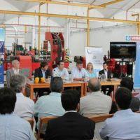 Dirigentes, empresarios y funcionarios del NEA se dieron cita en el Encuentro Regional de Parques Industriales