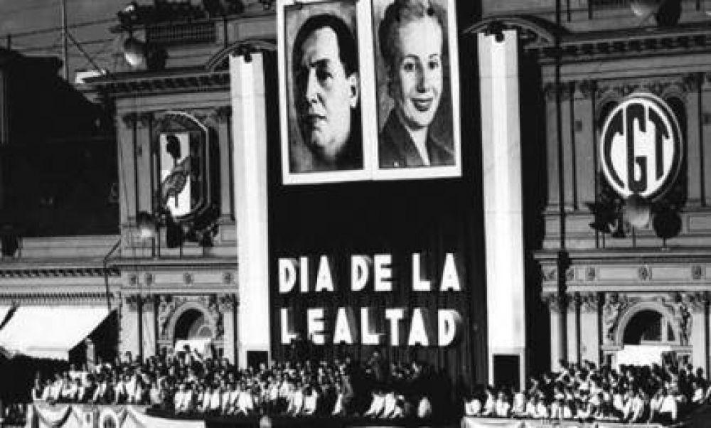 La CGT Misiones recuerda el día de la Lealtad Peronista