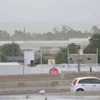 Lanzan alerta por vientos intensos para el sur de C�rdoba