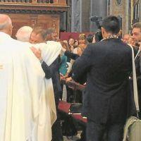Vaticano: el obispo reclam� a Schiaretti obras para Traslasierra