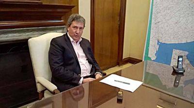 �Mar del Plata es una preocupaci�n y una ocupaci�n para este gobierno�
