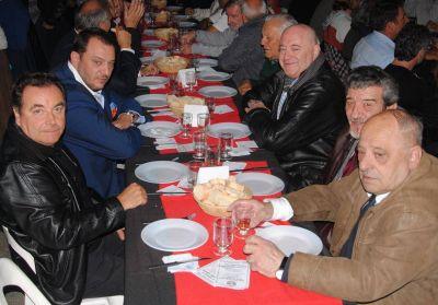 Contundente apoyo de peronistas marplatenses al gobierno de Carlos Fernando Arroyo