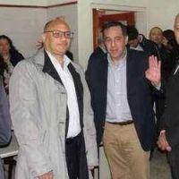El ministro de Educaci�n y Reino inauguraron laboratorios en la T�cnica