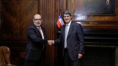 Argentina y Chile eliminar�n la doble imposici�n tributaria desde 2017