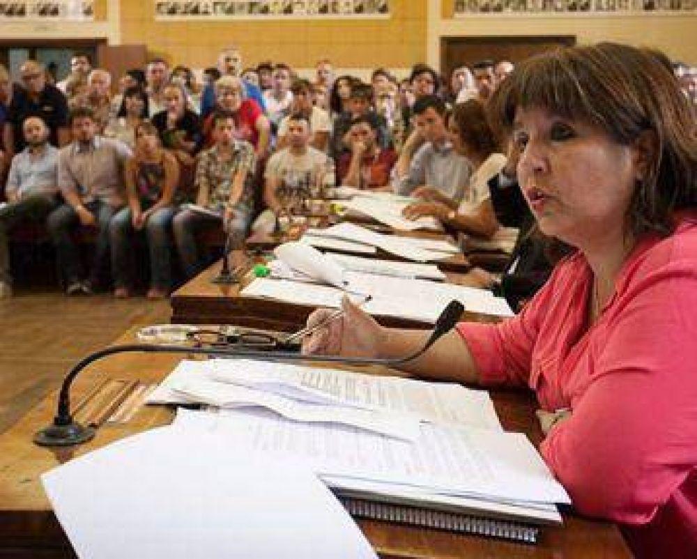 Interna de la UCR: Coria apuesta por Baragiola