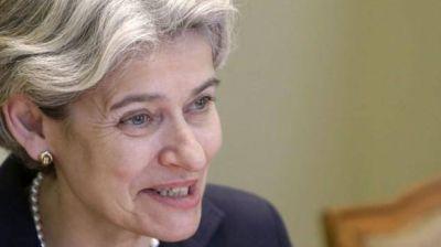 """La jefa de la UNESCO recibió """"amenazas de muerte"""" por oponerse a la moción sobre Jerusalem"""