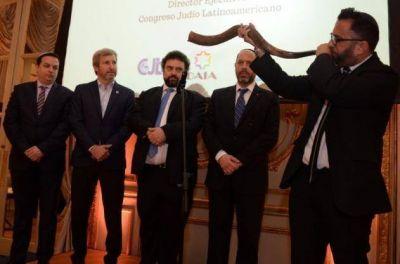 CJL. Se realiz� el tradicional brindis por Rosh Hashan� de la comunidad jud�a argentina