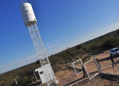 Reducir�n durante tres d�as la provisi�n de agua en San Luis, La Punta y Juana Koslay