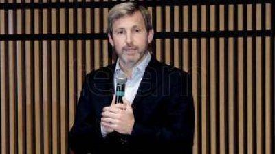 Frigerio dijo que la problem�tica del h�bitat en la Argentina