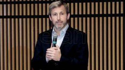 Frigerio dijo que la problemática del hábitat en la Argentina