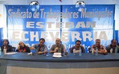 Gou�n asumi� un nuevo mandato al frente del gremio de municipales