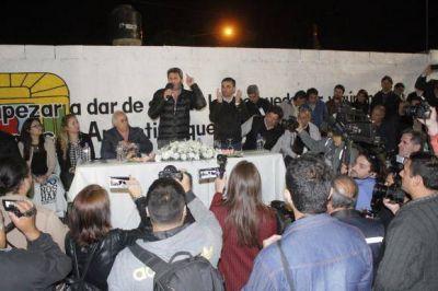 El PJ local celebró el Día de la Lealtad con una asunción de autoridades departamentales