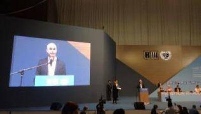 Larreta asistió a la Conferencia de la ONU sobre vivienda