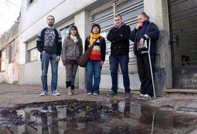 Vecinos de barrio Hipódromo ya llevan ocho meses sin agua